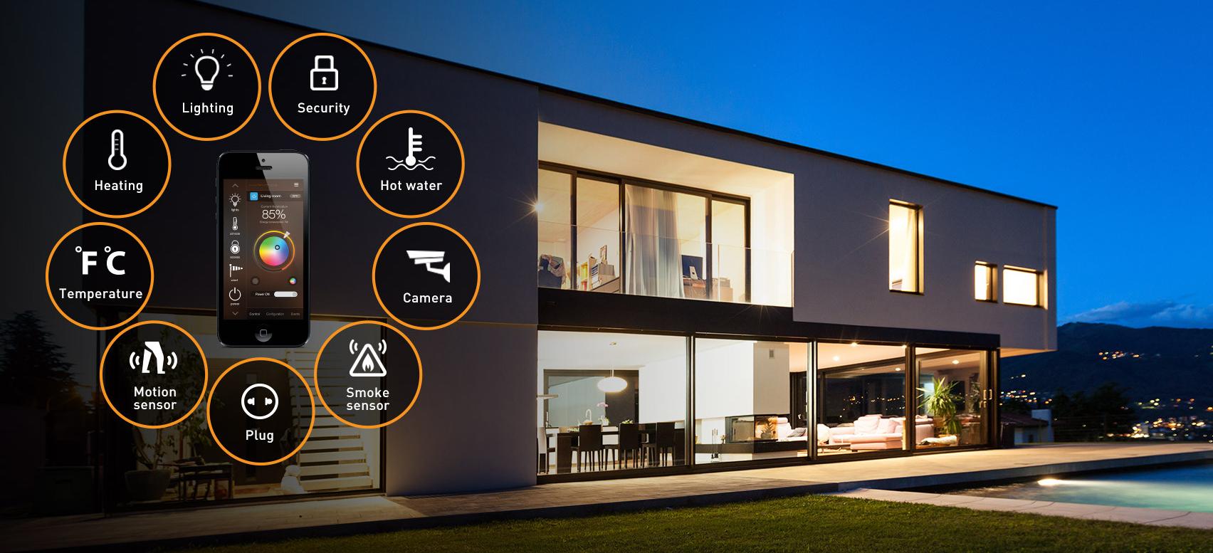 smart house domotica
